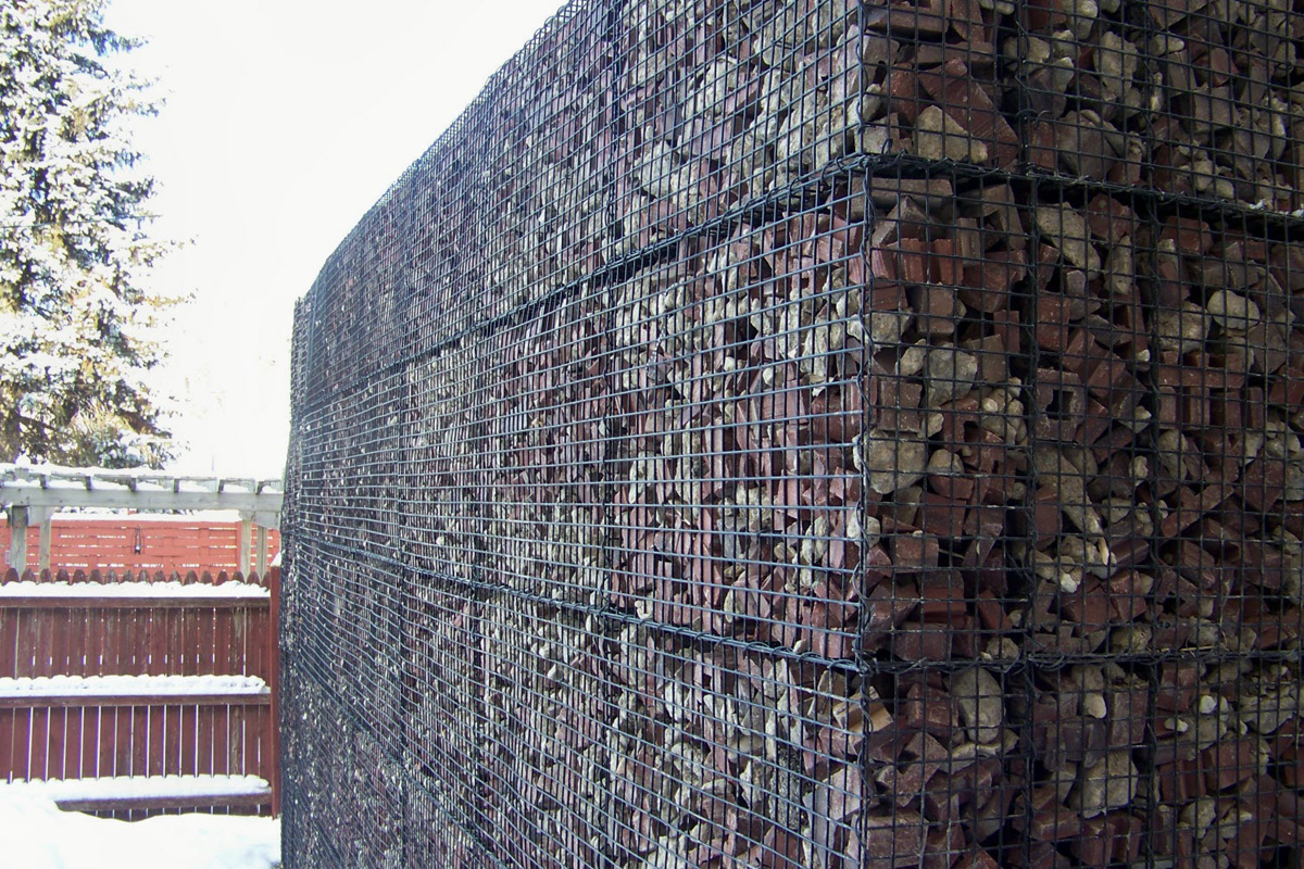 Gabion Demma Welded Wire Mesh